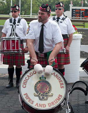 Chicago Highlanders Pipes & Drums